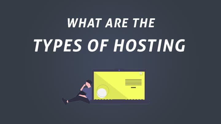 What are the Types of Hosting