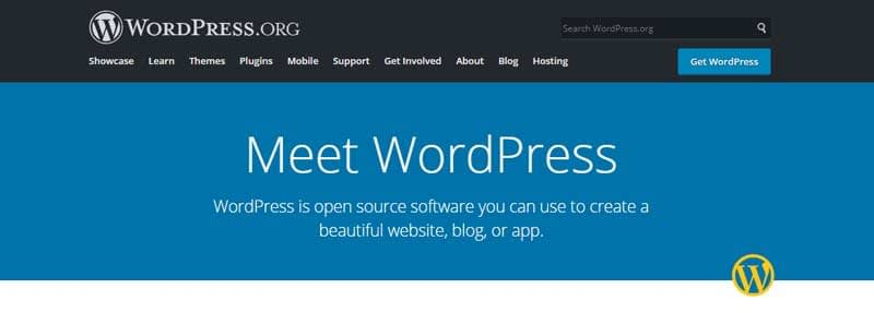 what is wordpress.org