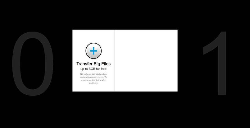 plustranser Top 5 File Transferring Websites