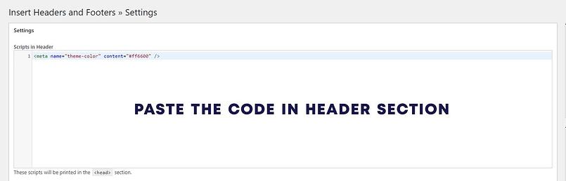 theme color code wordpress