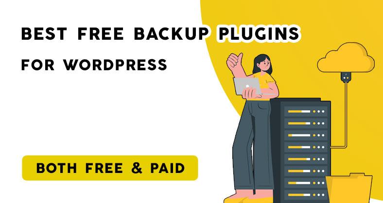 free backup plugins for wordpress